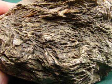 羽毛玛瑙粗石
